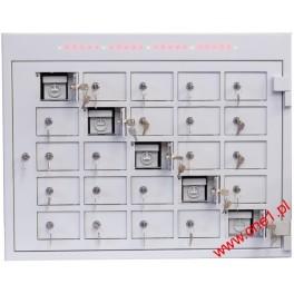 DEPOZYTOR KLUCZY ONE-E-25 (70061/E25)®