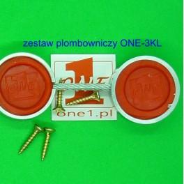 Zestaw plombowniczy ONE-3KL