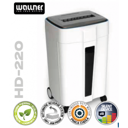 NISZCZARKA WALLNER HD-220 C2